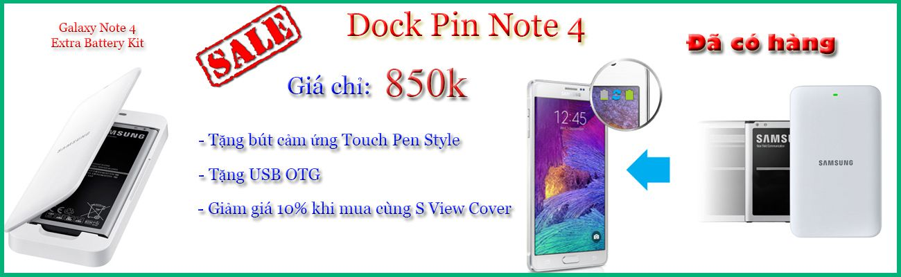 Dock Pin Note 4 Sale Off