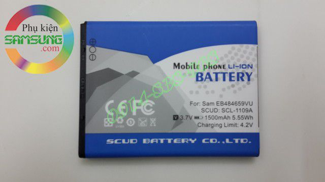 Pin Samsung Galaxy X Cover S5690 Scud