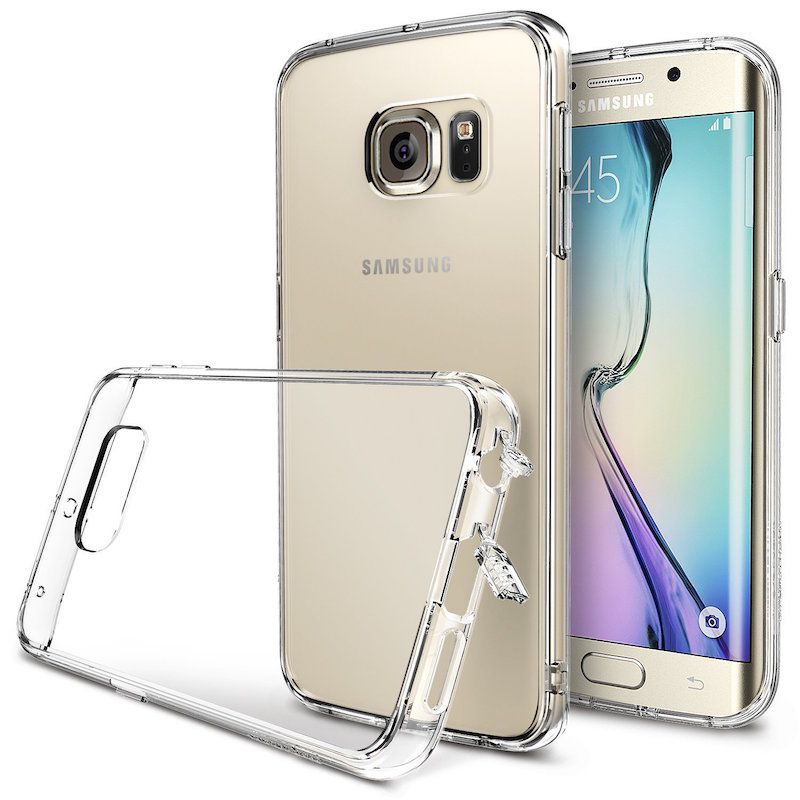Ốp lưng Silicon Galaxy S6 Edge