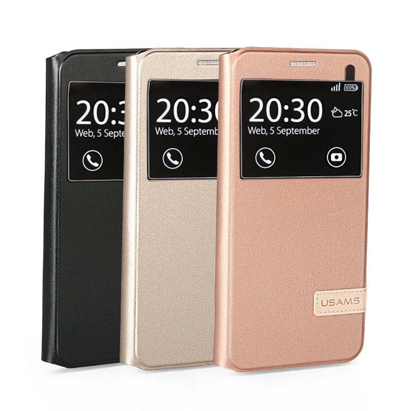 Bao da Galaxy A7 2017 hiệu Usams