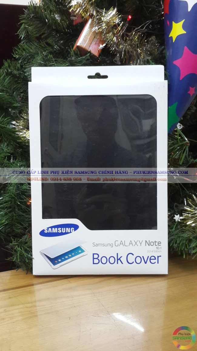 Bao da Book cover Galaxy Note 10.1 P601