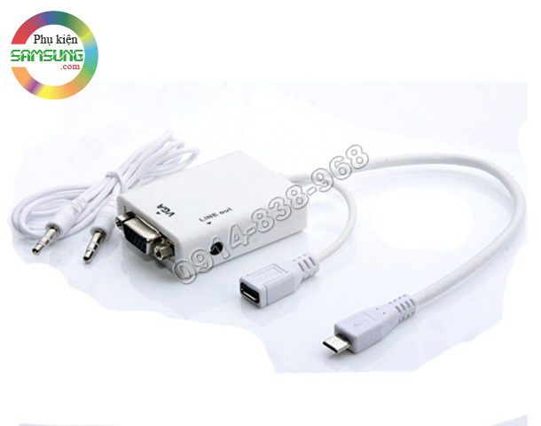 Cable VGA Samsung Galaxy Note 8.0 N5100