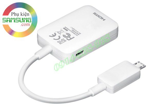 Cable HDMI Galaxy Note 10.1 2014 Edition P601