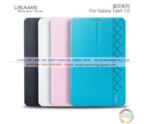 Bao da Galaxy Tab 4 7.0 Usams