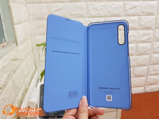 bao da Samsung A70 WALLET COVER hcm