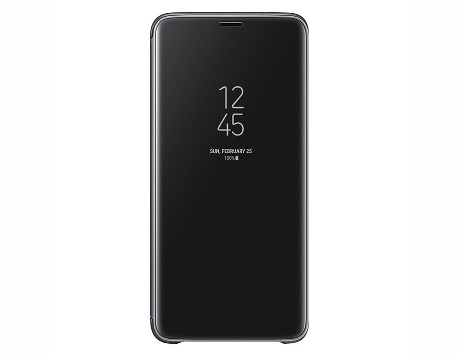 Bao da Clear View Standing Galaxy S9 chính hãng