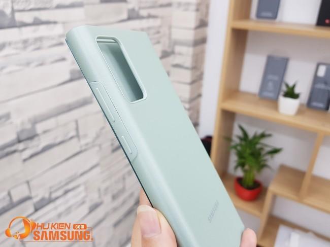 bao da Clear view Galaxy Note 20