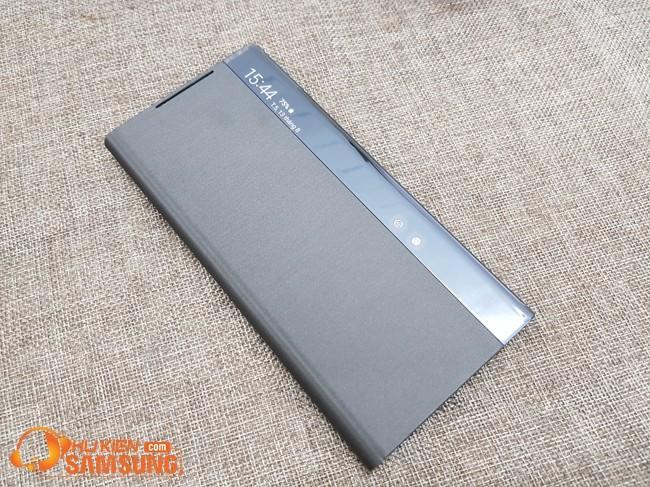 Bao da Clear view Note 20 ultra chính hãng