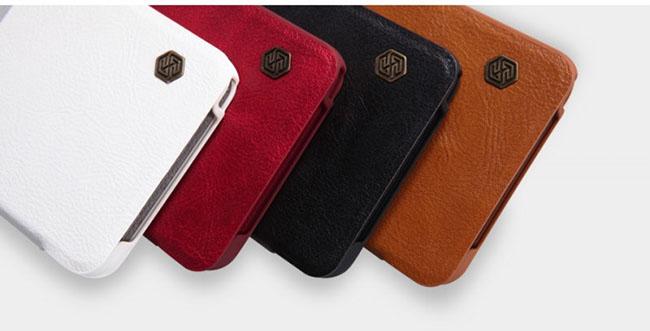 Bao da Galaxy Note 5 hiệu Nillkin Qin