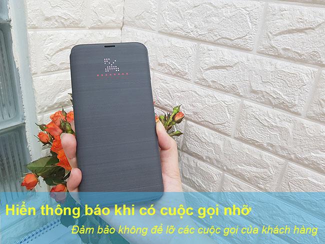 Bao da Led View Galaxy S10 E chính hãng Samsung giá rẻ