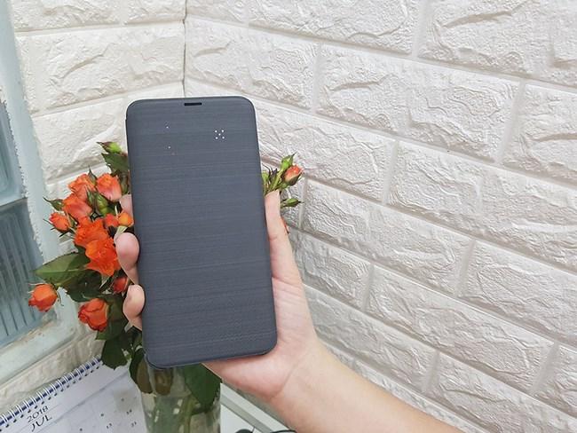 Bao da Led View Galaxy S9 Plus chính hãng