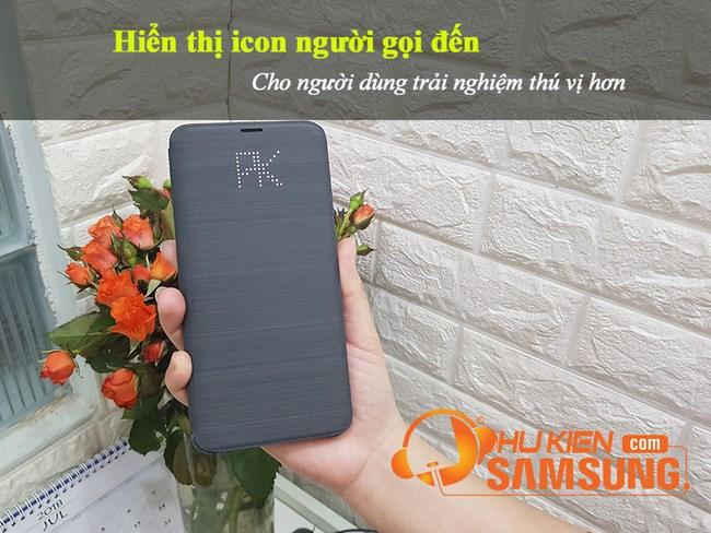 Bao da Led View Galaxy S10 E chính hãng Samsung hcm