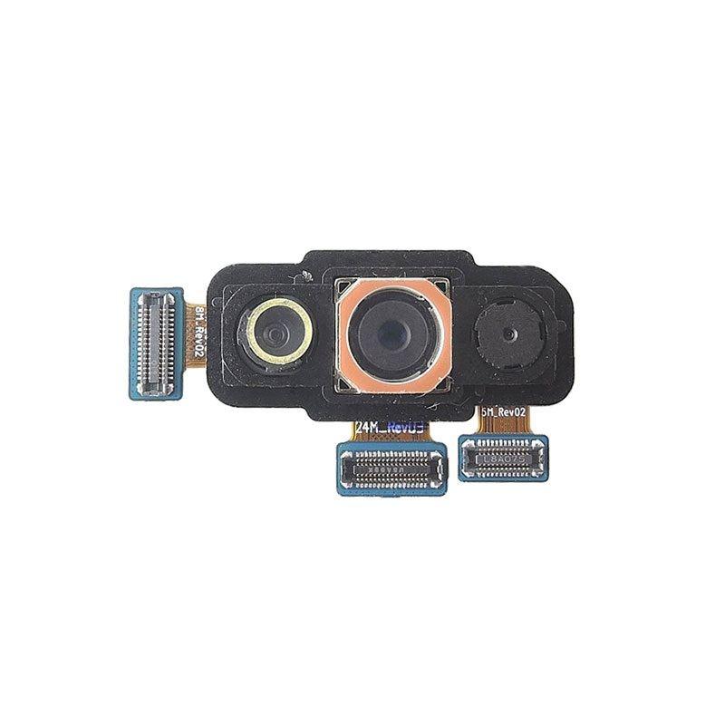 Camera sau Galaxy A7 2018 chính hãng
