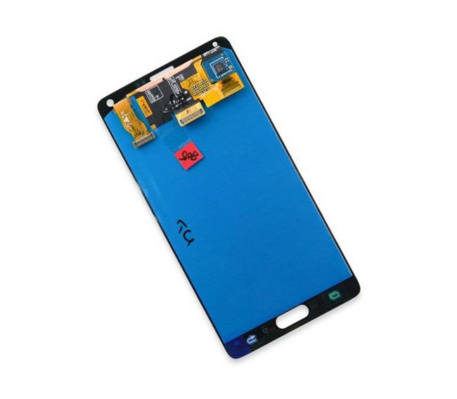 Thay màn hình Samsung Galaxy Note 4 chính hãng
