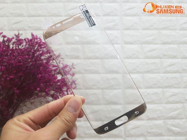 Dán Film 3D cường lực dẻo full màn hình Galaxy S7 Edge
