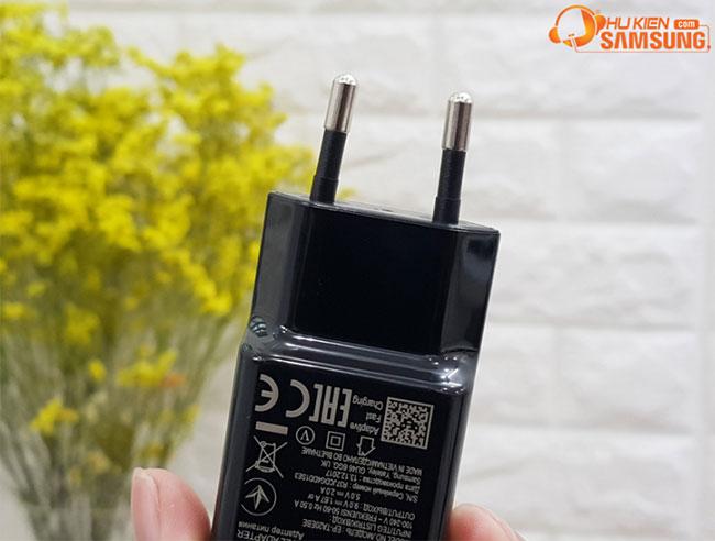 bộ sạc Samsung A20 chính hãng samsung hcm