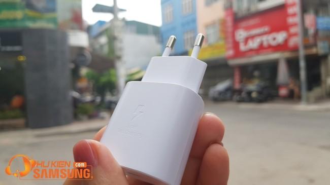 bộ sạc nhanh Samsung 25w Note 10 Plus