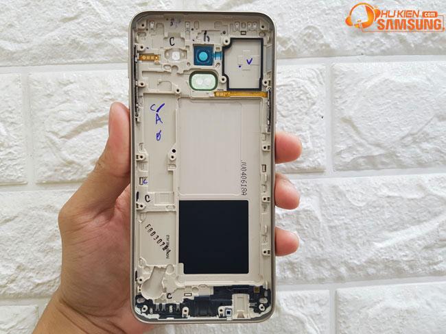 Viền benzen to và nắp lưng J6 2018 chính hãng Samsung