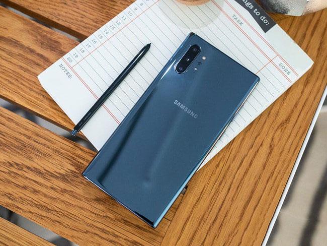 Hướng dẫn cách chụp ảnh bằng bút Spen Galaxy Note 10+