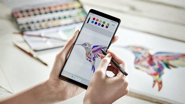 Bút Spen Galaxy Note 8 chính hãng