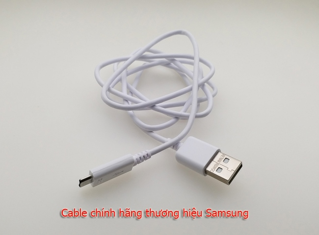 Cable USB Galaxy J3 Pro 2017 chính hãng