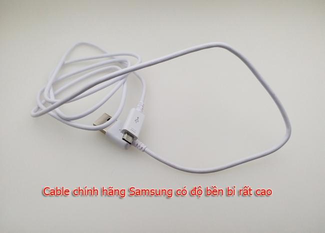 Cable USB Samsung Galaxy Note 5 chính hãng