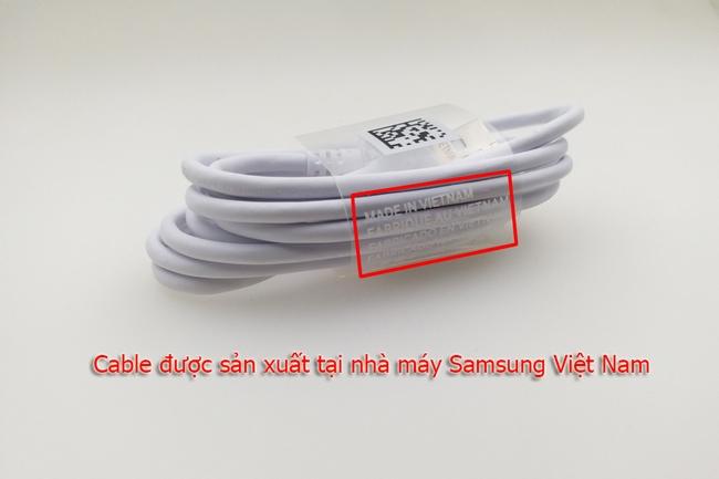 Cable USB Samsung Galaxy S7 Edge chính hãng