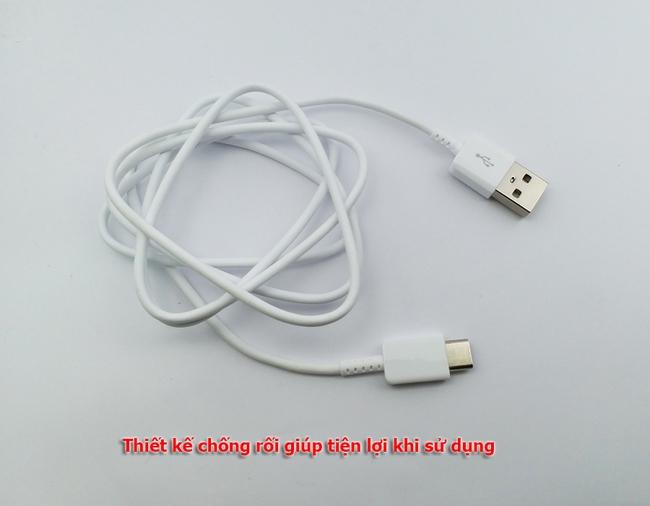 Cable USB Galaxy A8 Plus Type – C chính hãng Samsung