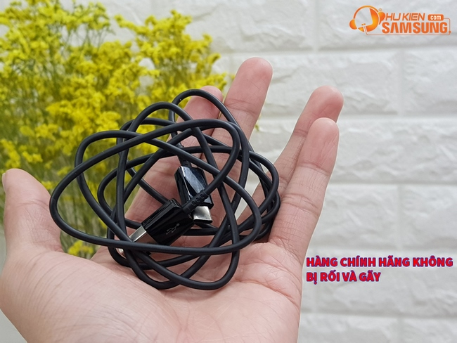 Cable sạc Type C Galaxy S9 Plus