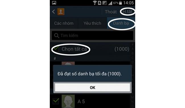 các khắc phục lỗi màn hình xanh trên điện thoại Samsung Android