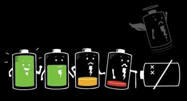 Cách khắc phục pin điện thoại Samsung không bị chai