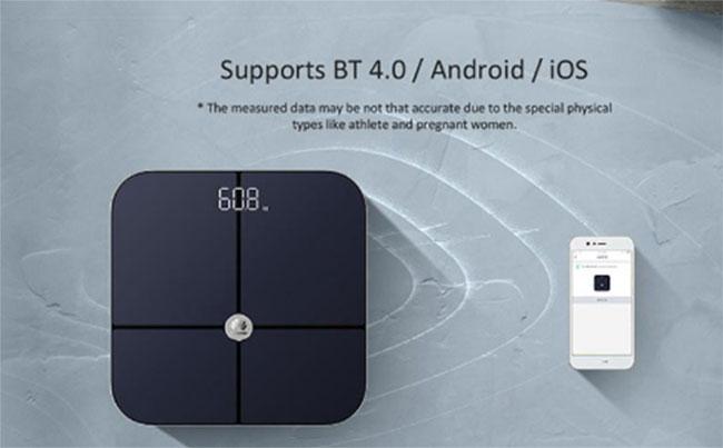 Cân điện tử thông minh Huawei APP CH18