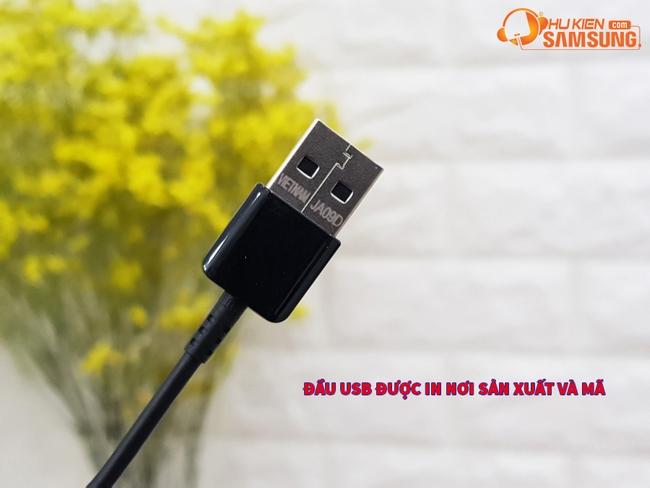 cáp USB Type C Galaxy S10 chính hãng Samsung giá rẻ tại Hà Nội