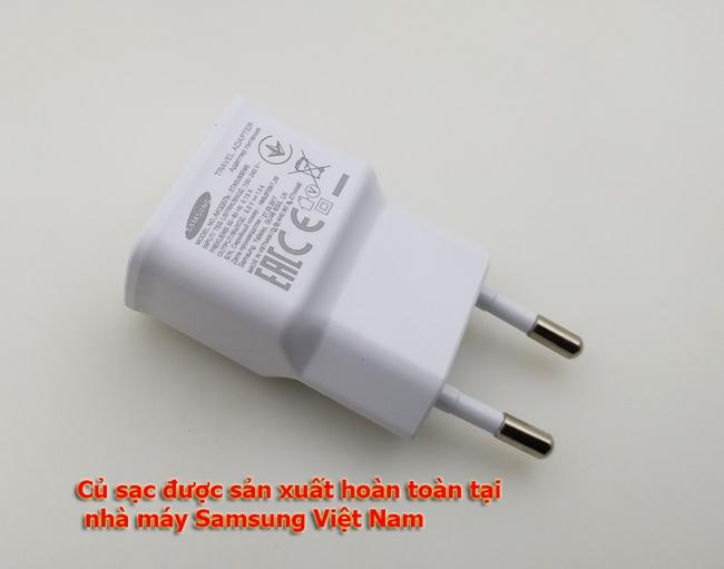 Củ sạc Samsung J5 Prime chính hãng