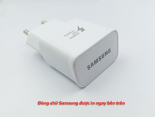 Củ sạc nhanh Galaxy Tab S3 9.7 chính hãng