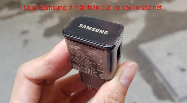 Củ sạc Galaxy Note 8 chính hãng
