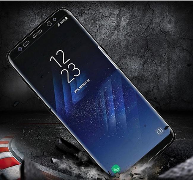 Miếng dán full màn hình Galaxy S8 hiệu Vmax
