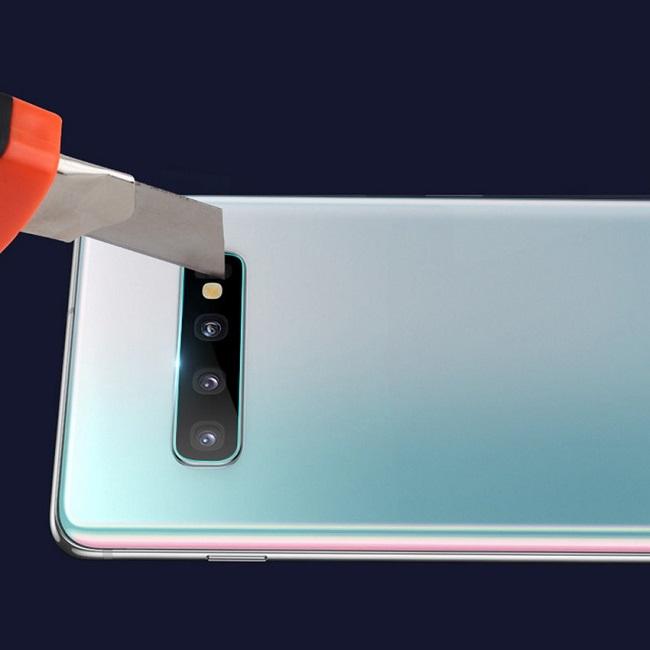 Dán kính cường lực camera sau Samsung S10