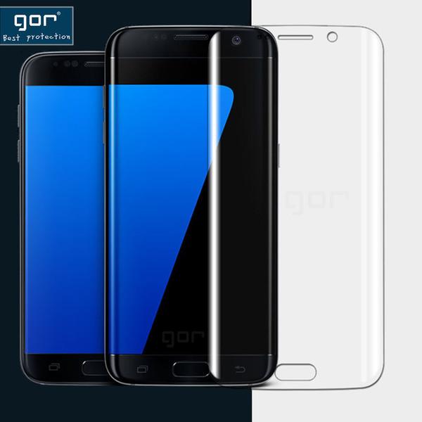 Bộ miếng dán màn hình Gor S7 Edge