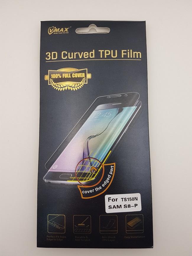 Dán phủ màn hình Galaxy S8 Plus hiệu Vmax