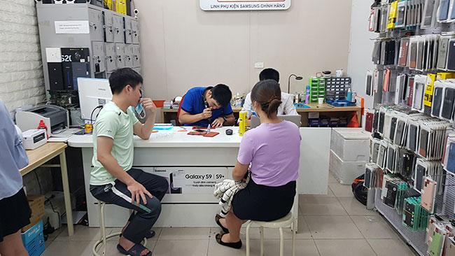 miếng dán màn hình z Fold 2 giá rẻ ở Hà Nội