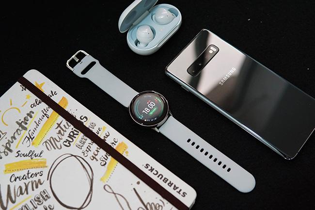 Bộ dây đeo Sport Band cho Galaxy Watch Active 20mm siêu năng động