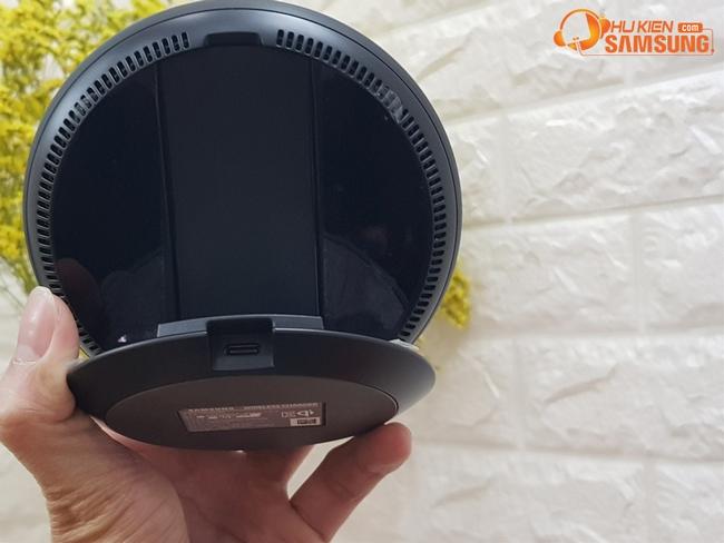 đế sạc nhanh không dây dạng đứng nằm Note FE chính hãng samsung Hà Nội