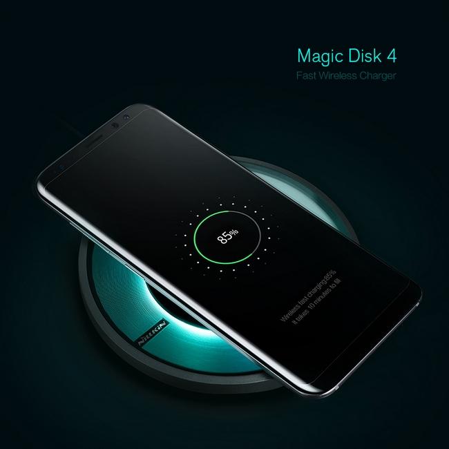 Đế sạc nhanh không dây Nillkin Magic Disk 4