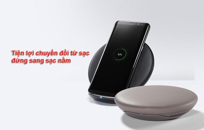 Đế sạc nhanh không dây Samsung S8 Plus