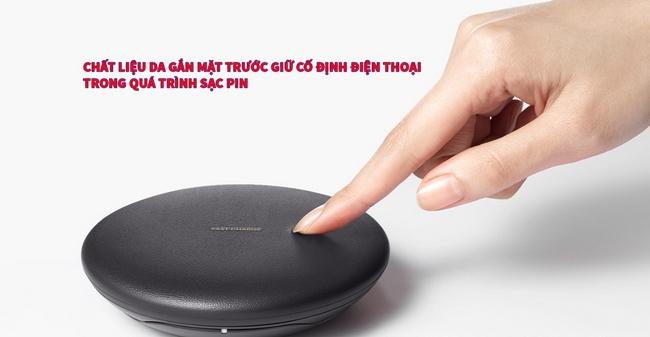 Đế sạc nhanh không dây Galaxy S9 Plus chính hãng