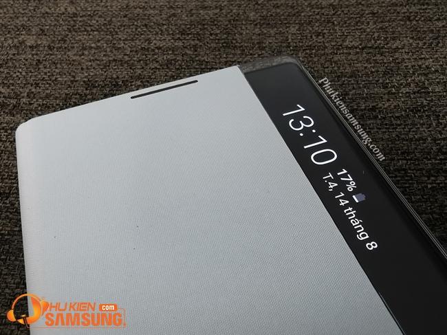 địa chỉ mua bao da clear view Note 10 plus nobox giá rẻ Hà Nội