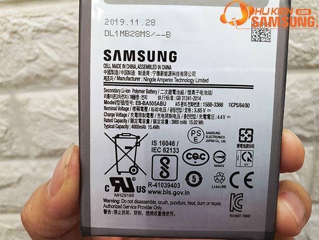 thay Pin Galaxy A30 chính hãng Samsung
