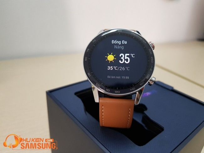 Review đồng hồ Huawei Honor Magic Watch 2 bản 46mm