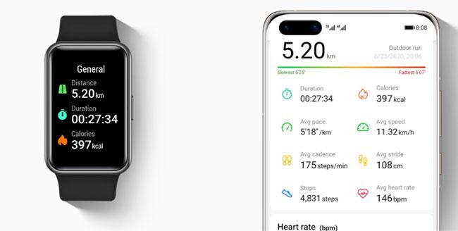 ồng hồ thông minh Huawei Watch Fit